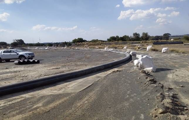 Afrisam Olifantsfontein Prime Line Projects