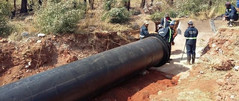 Sibanye Still Water Sinkhole Divert