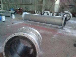 HDPE ( High Density Polyethylene) Lining